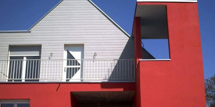Extension d'une maison moderne