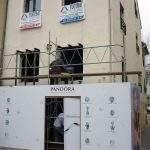 Rénovation d'une boutique
