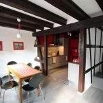 Rénovation de maison alsacienne