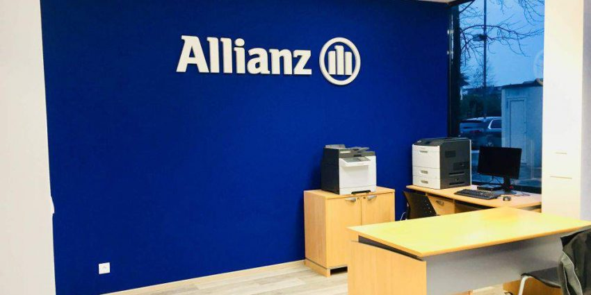 Rénovation complète d'une agence d'assurance