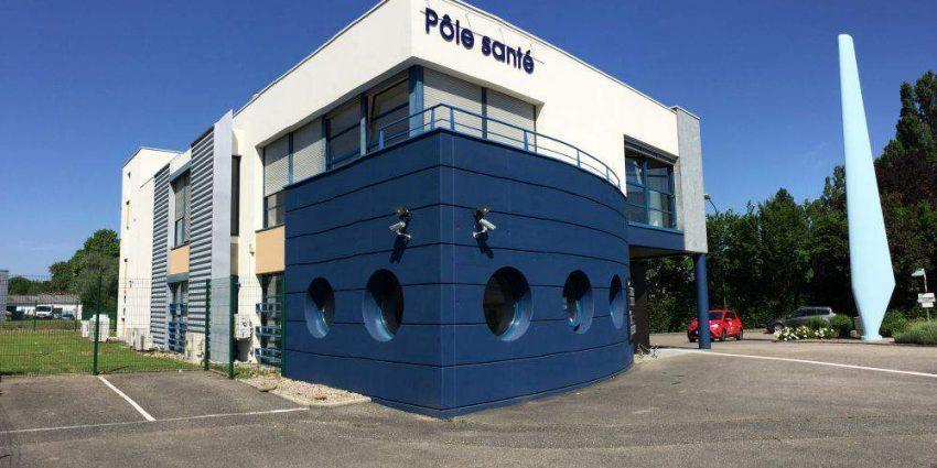 Rénovation du Pôle Santé de Riedisheim