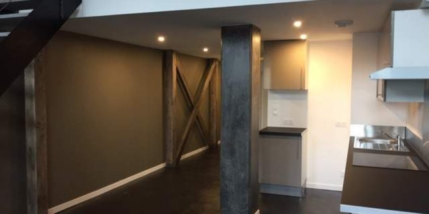 Rénovation et décoration d'un loft à Guebwiller