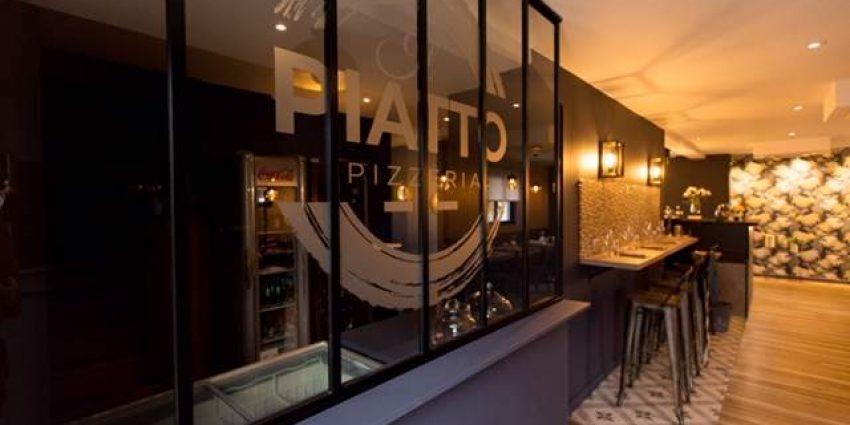 Rénovation et décoration de la pizzeria Il Piatto à Illzach