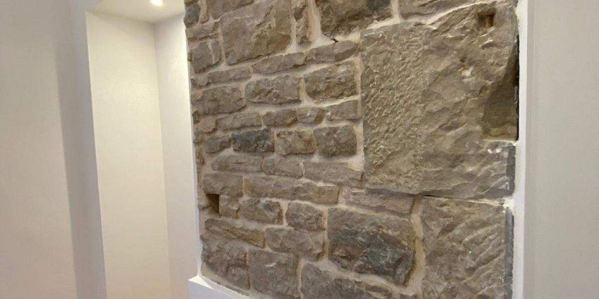 Rénovation complète d'un appartement à Belfort