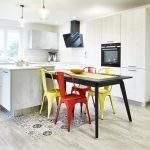 Rénovation et décoration d'une cuisine dans le Haut Rhin
