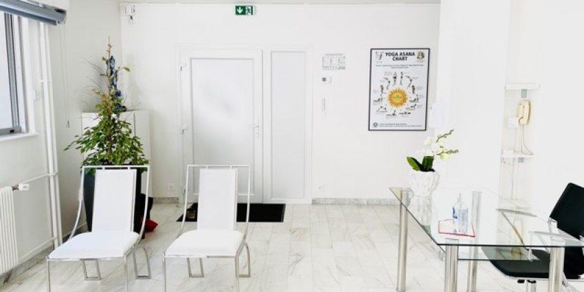 Rénovation d'un centre de yoga