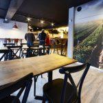 Travaux d'aménagement d'un restaurant - Fugybat