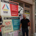 Rénovation d'un immeuble au coeur de Mulhouse - Fugybat