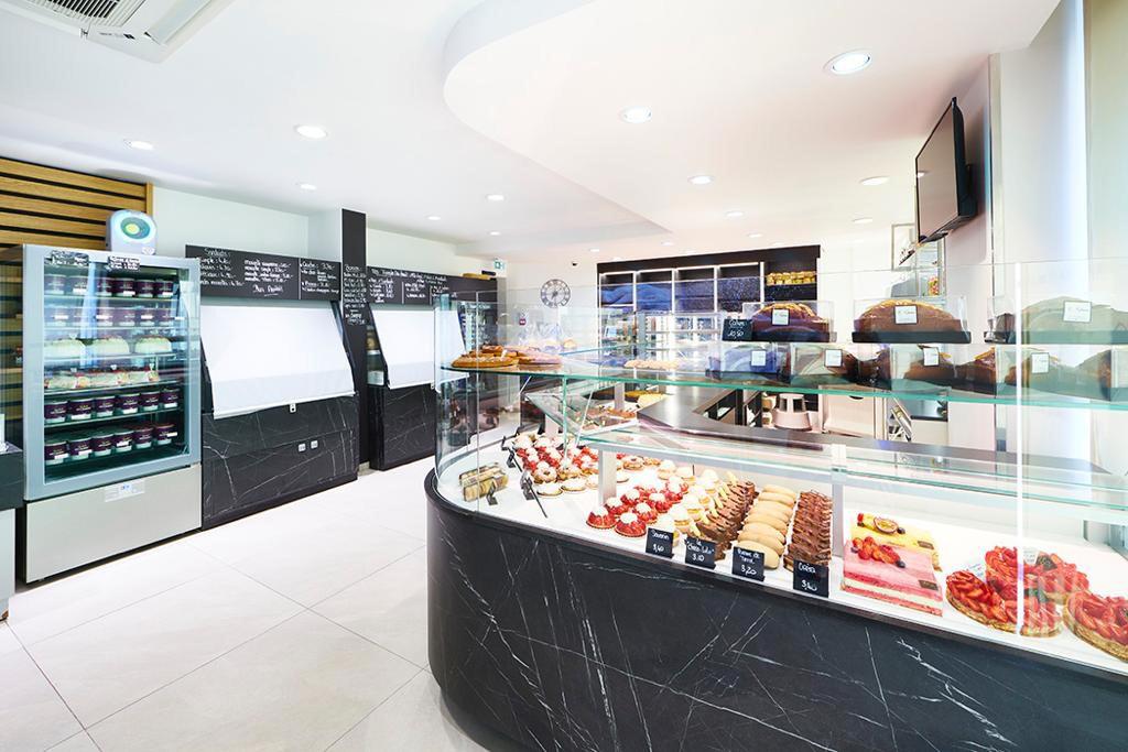 Rénovation pâtisserie Manu Gross