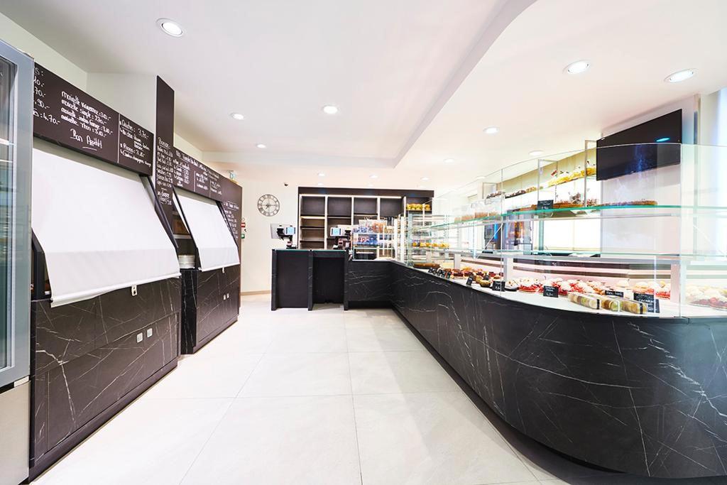 Travaux intérieurs boulangerie pâtisserie