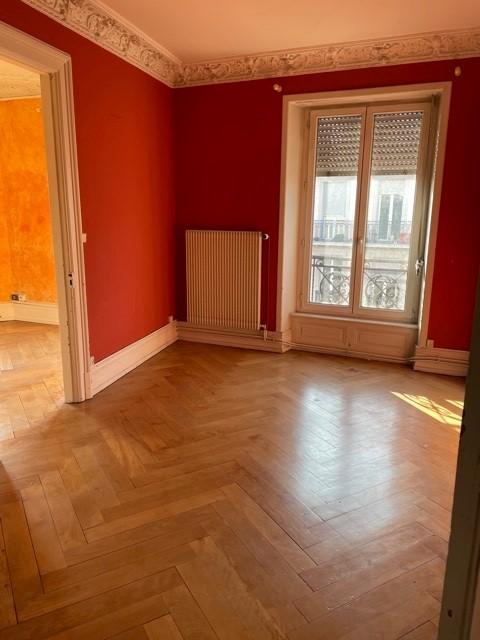 Rénovation séjour Mulhouse