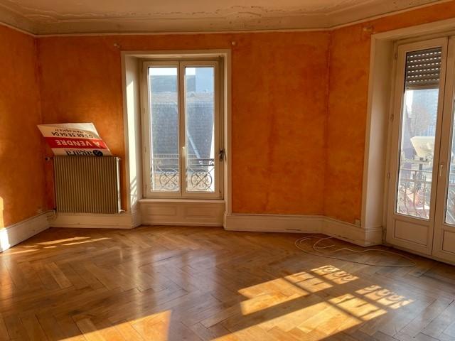 Rénovation salon Mulhouse